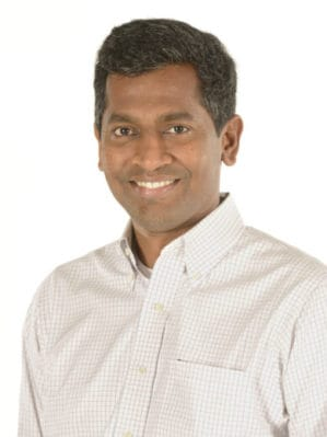 Muthu Veeraputhiran, M.D., MPH, FACP, Clinical Program Director, Stem Cell Transplantation and Cellular Therapy
