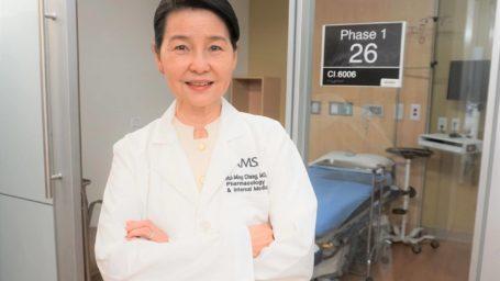 Hui-Ming Chang, M.D., MPH